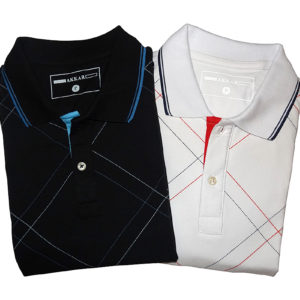 Polo Estampada